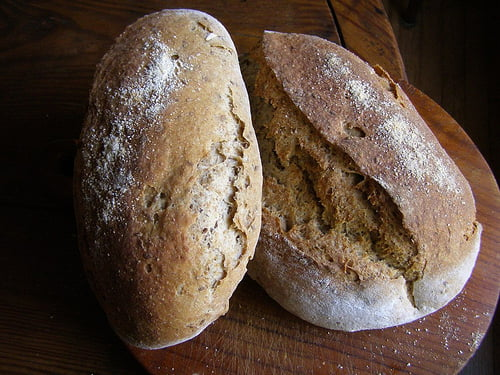 Freshly baked bread. Photo credit: mystuart / Foter / Creative Commons Attribution-NonCommercial-NoDerivs 2.0 Generic (CC BY-NC-ND 2.0)