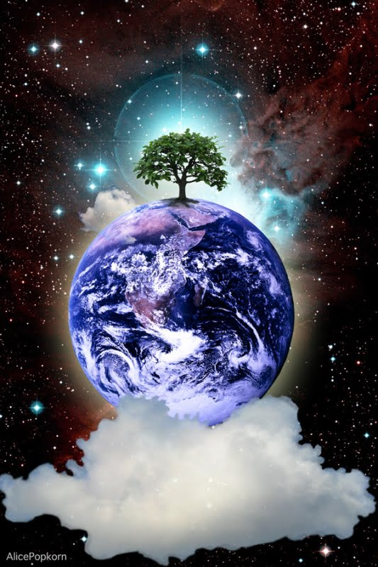 Mother Earth.  Photo credit: AlicePopkorn / Foter / Creative Commons Attribution 2.0 Generic (CC BY 2.0)